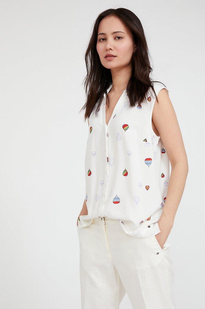 Блузка женская, Модель S20-14095, Фото №3