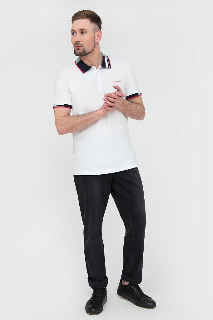 Поло мужское, Модель S20-21018, Фото №2