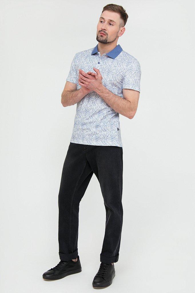 Поло мужское, Модель S20-21024, Фото №2
