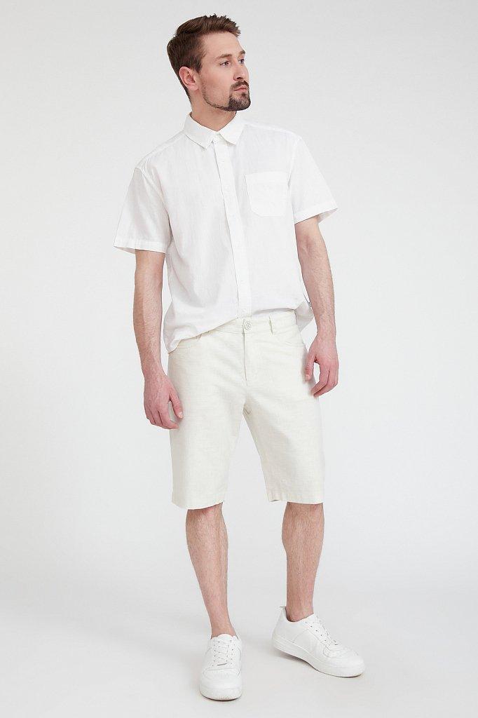 Рубашка мужская, Модель S20-22003, Фото №2