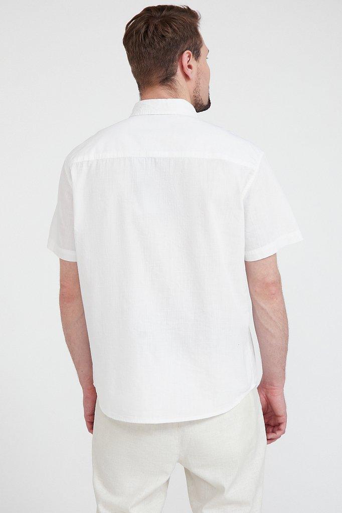 Рубашка мужская, Модель S20-22003, Фото №4