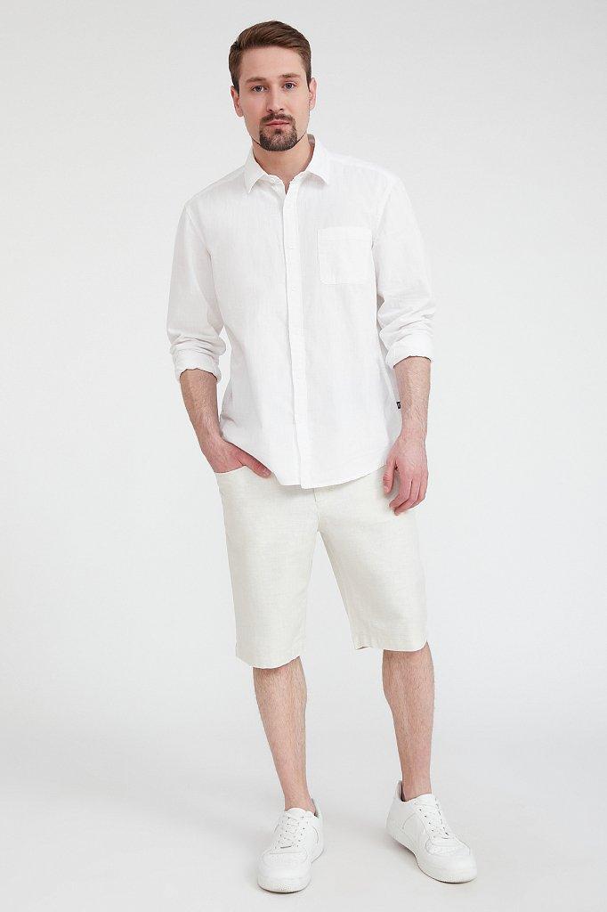 Рубашка мужская, Модель S20-22052, Фото №1