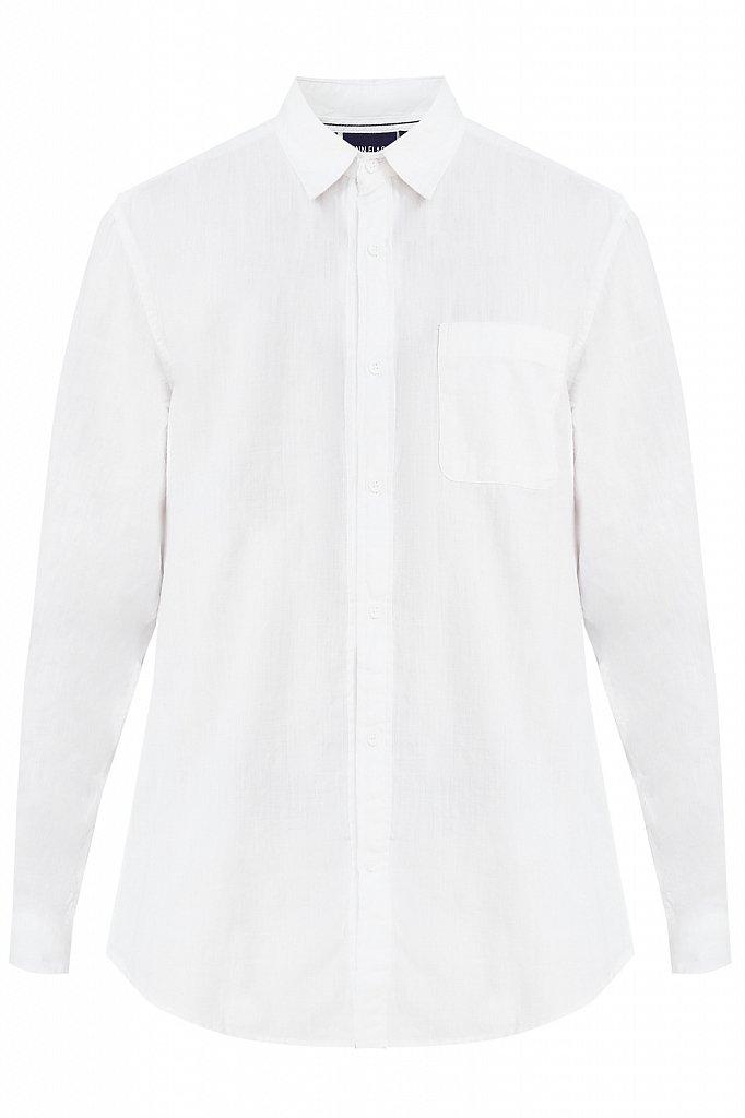 Рубашка мужская, Модель S20-22052, Фото №6
