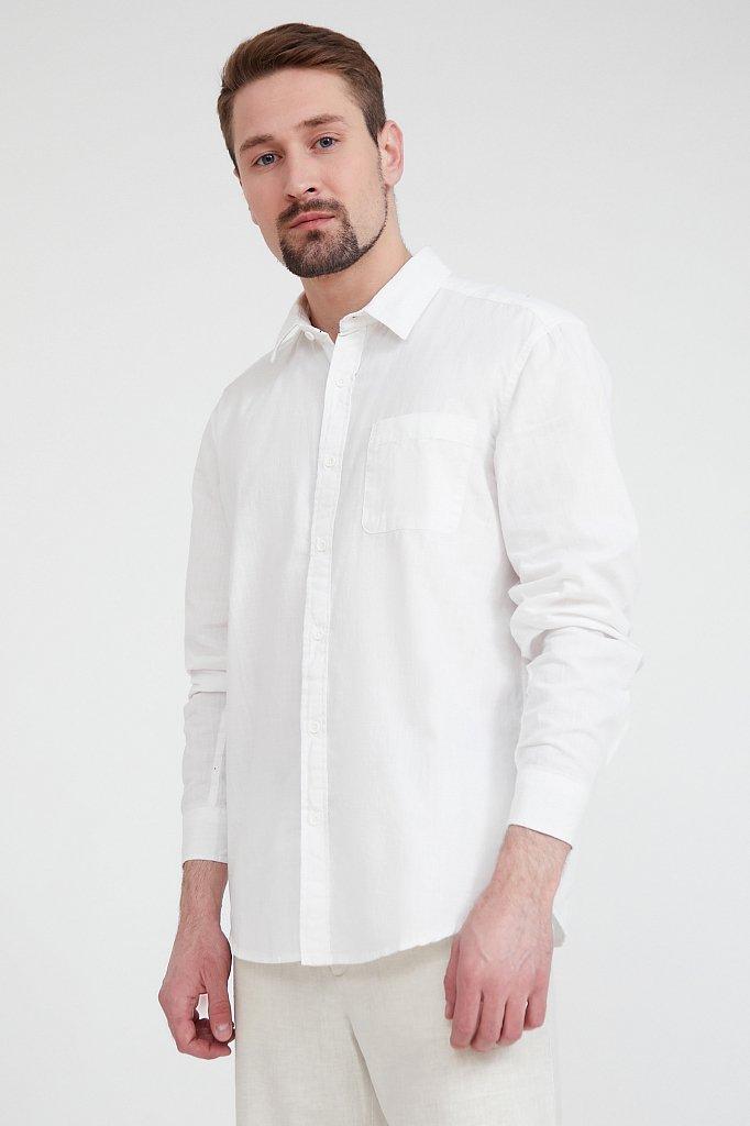 Рубашка мужская, Модель S20-22052, Фото №2