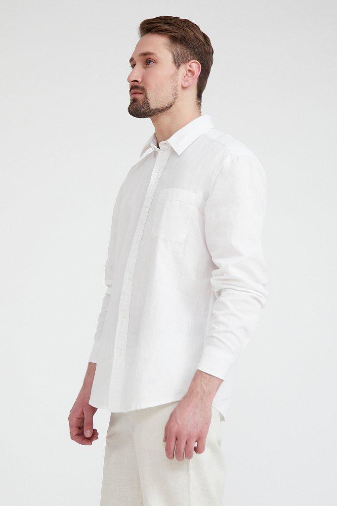 Рубашка мужская, Модель S20-22052, Фото №3