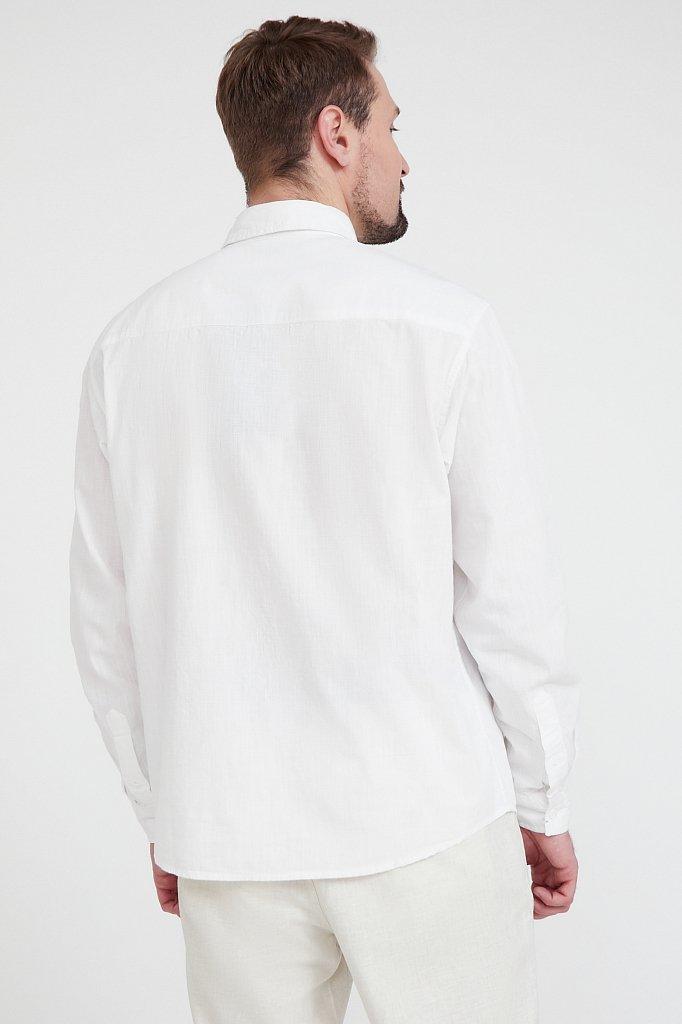 Рубашка мужская, Модель S20-22052, Фото №4