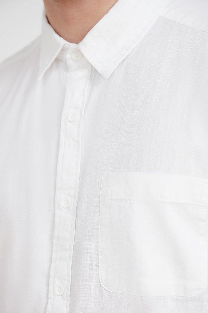 Рубашка мужская, Модель S20-22052, Фото №5
