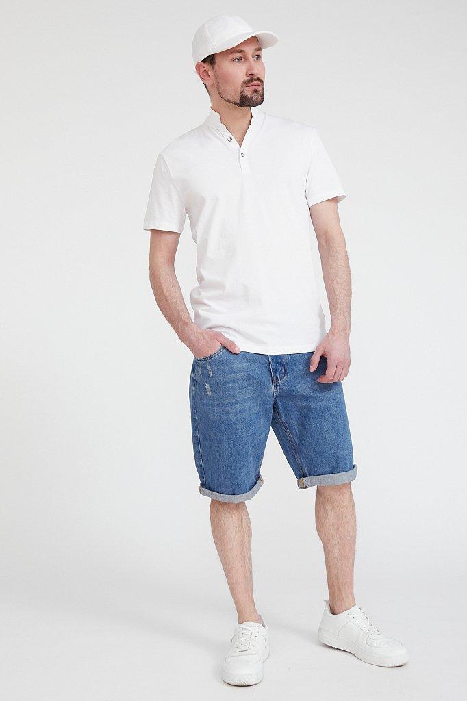 Поло мужское, Модель S20-24020, Фото №2