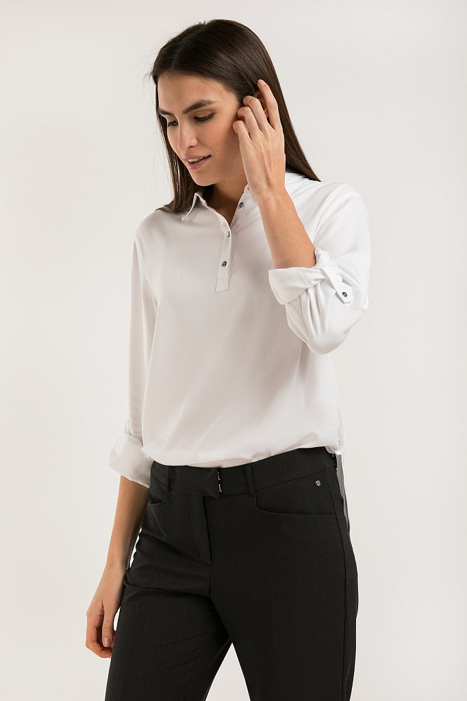Блузка женская, Модель S20-32043, Фото №2