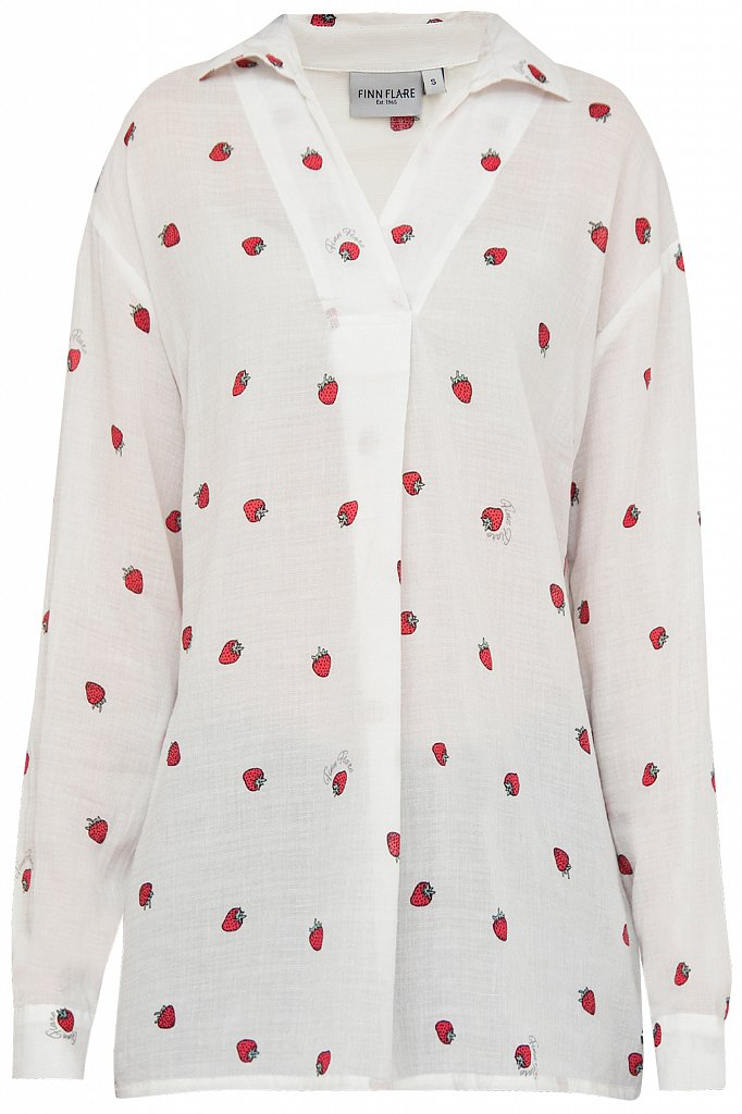 Блузка женская, Модель S20-32063, Фото №6
