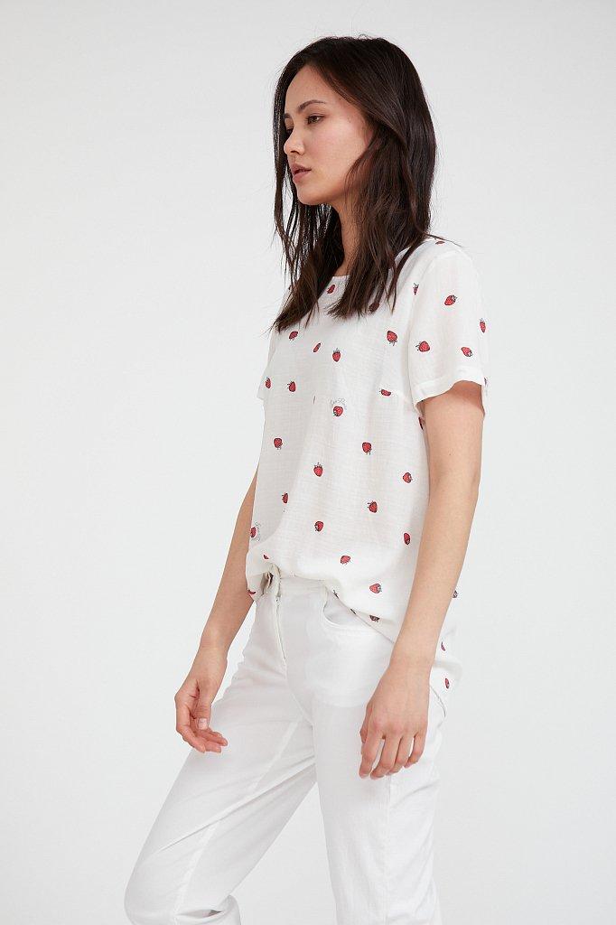 Блузка женская, Модель S20-32064, Фото №3