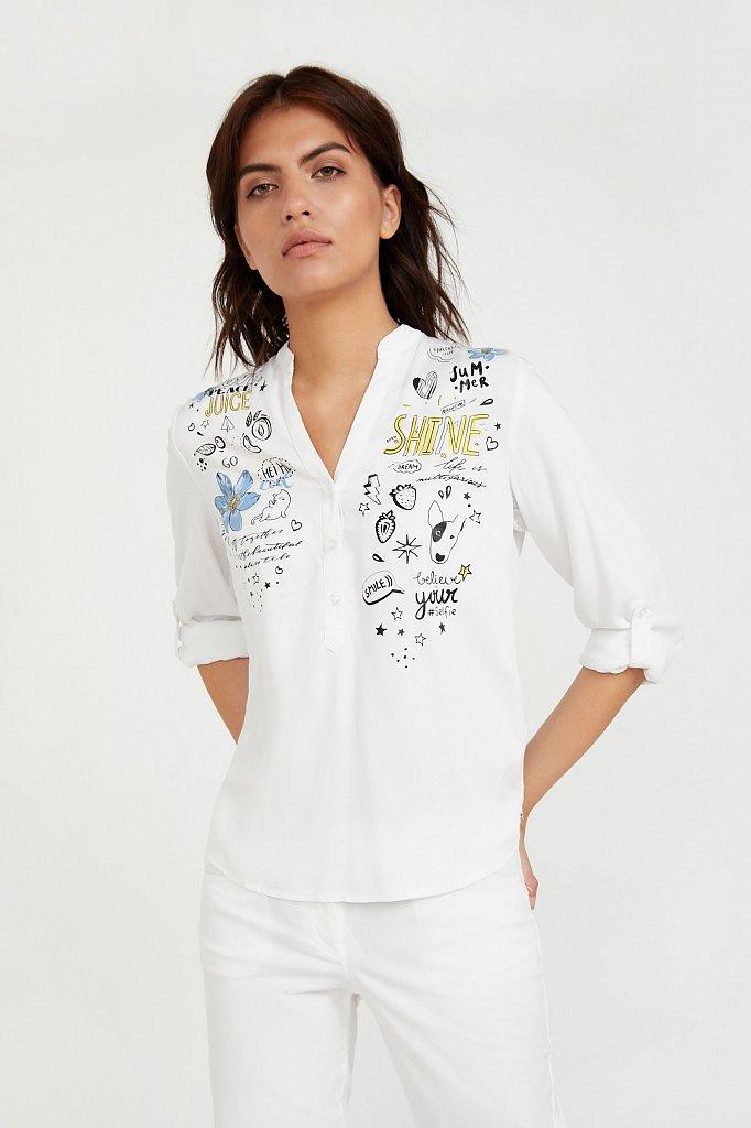 Блузка женская, Модель S20-32066, Фото №1