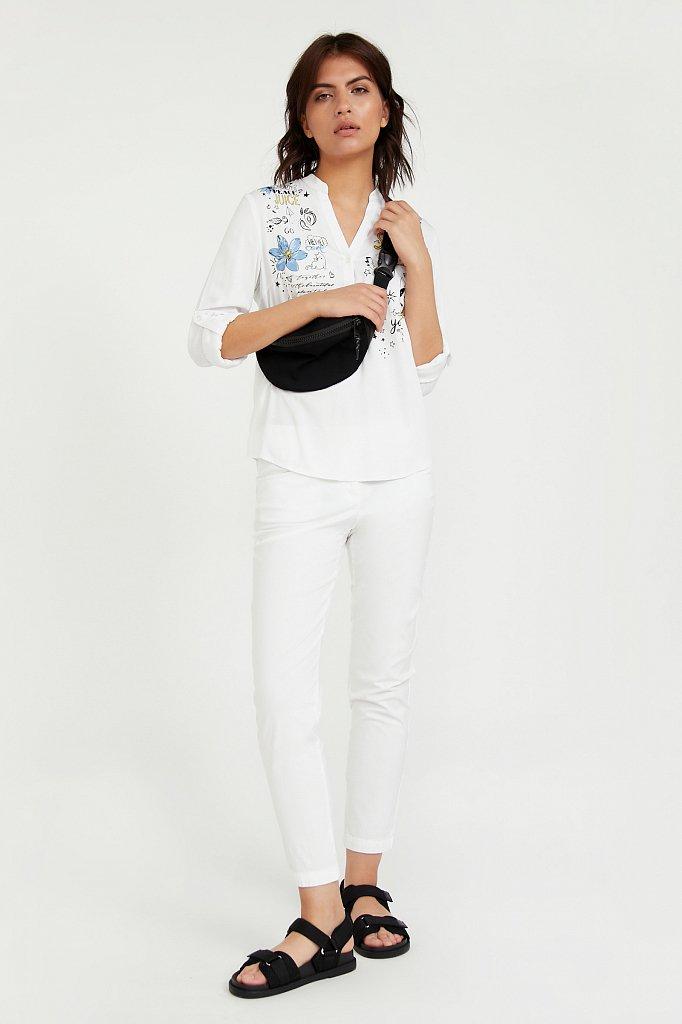 Блузка женская, Модель S20-32066, Фото №2