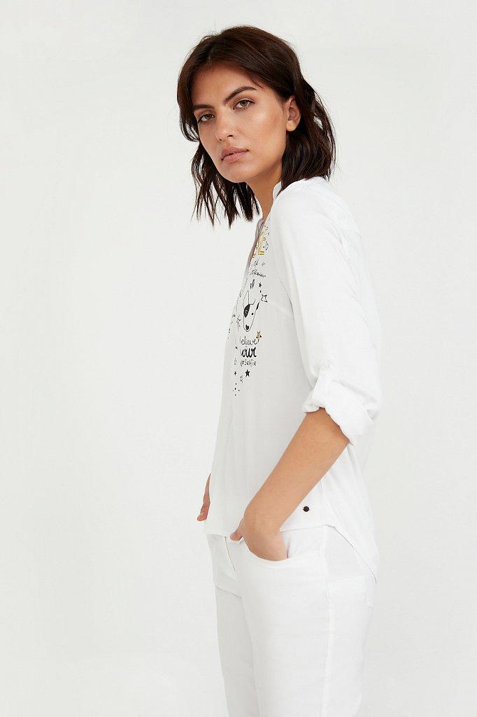 Блузка женская, Модель S20-32066, Фото №3
