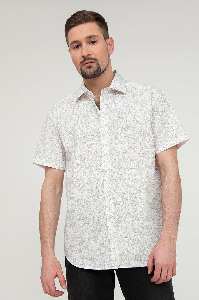 Рубашка мужская, Модель S20-42012, Фото №1
