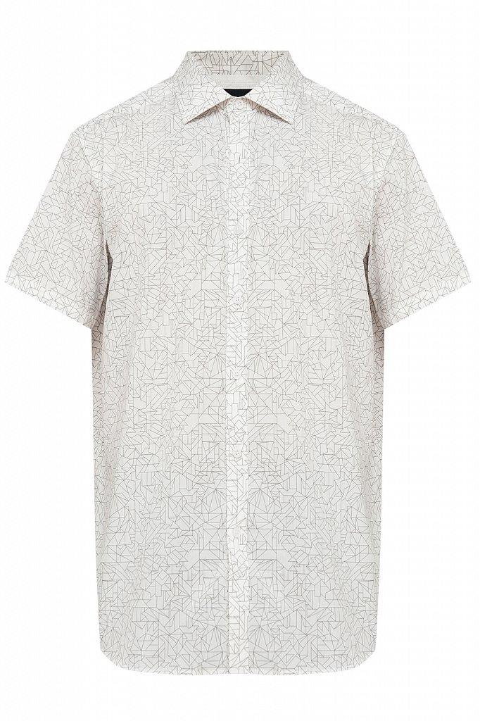 Рубашка мужская, Модель S20-42012, Фото №6