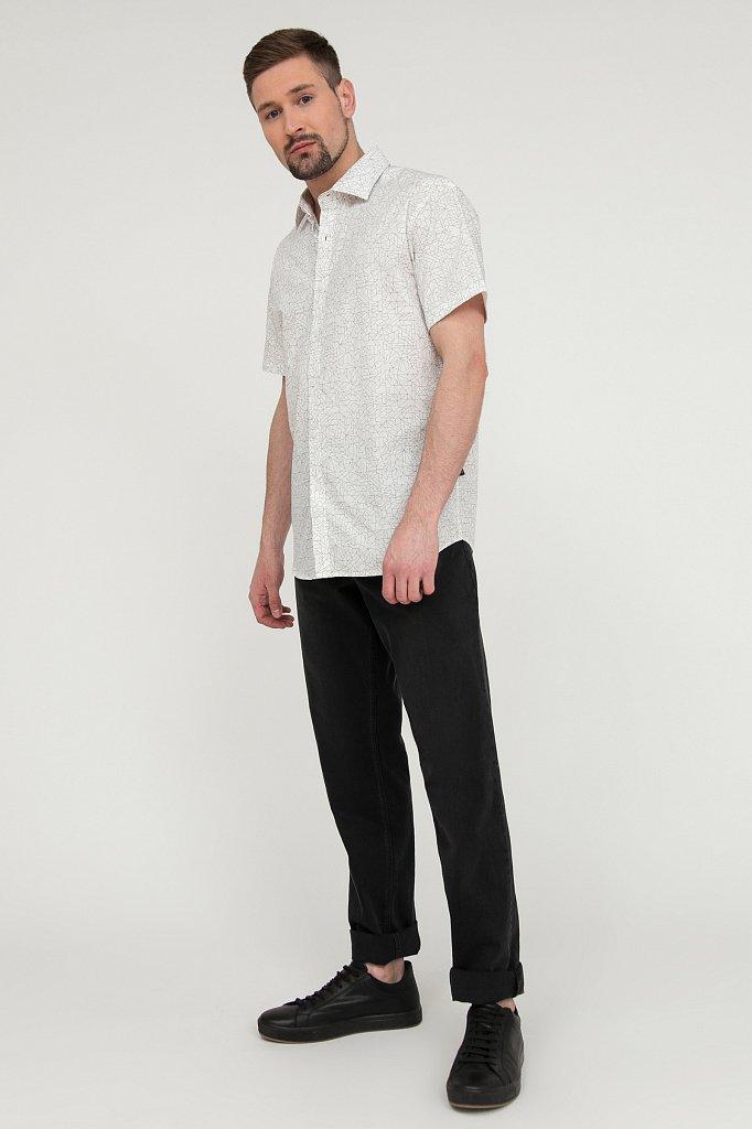 Рубашка мужская, Модель S20-42012, Фото №2