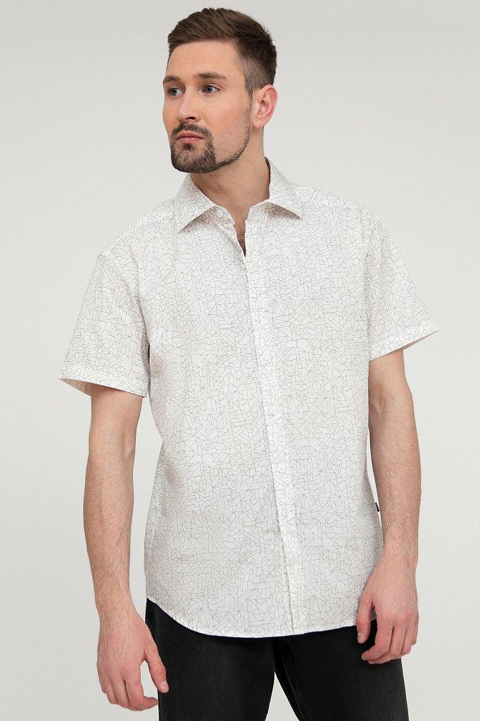 Рубашка мужская, Модель S20-42012, Фото №3