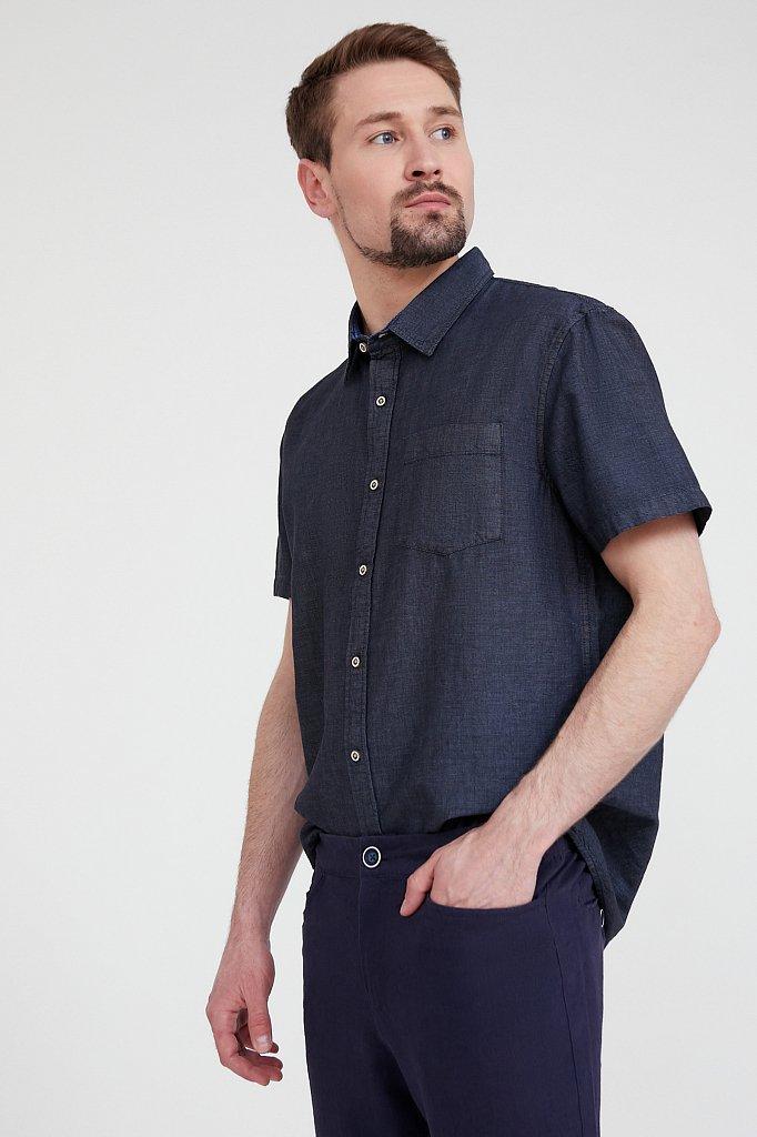 Рубашка мужская, Модель S20-22011, Фото №3