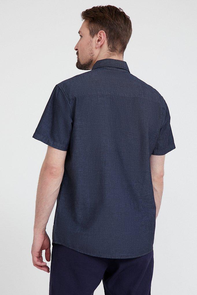 Рубашка мужская, Модель S20-22011, Фото №4