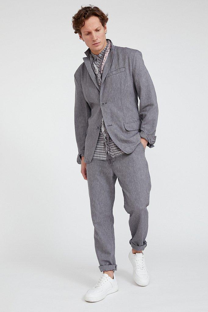 Пиджак мужской, Модель S20-22012, Фото №2