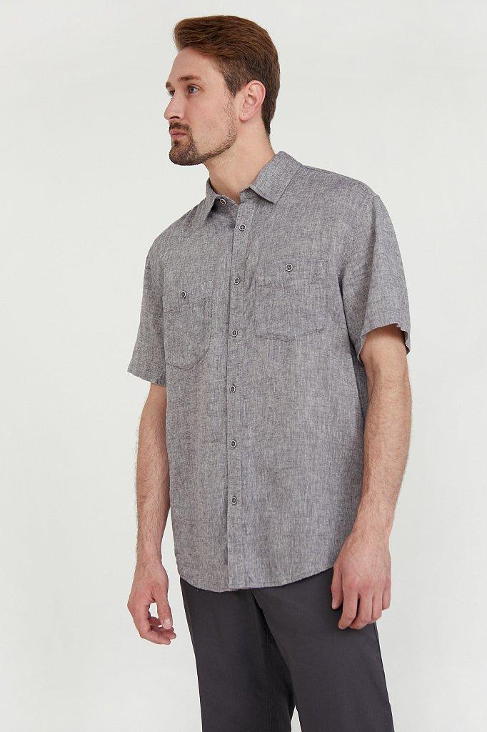 Рубашка мужская, Модель S20-22019, Фото №4