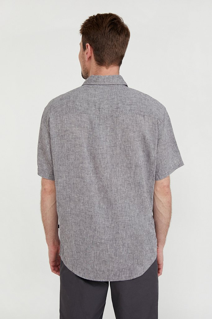 Рубашка мужская, Модель S20-22019, Фото №5