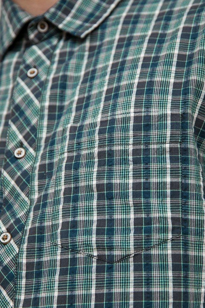 Рубашка мужская, Модель S20-22021, Фото №5