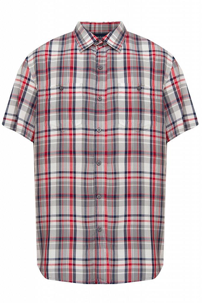 Рубашка мужская, Модель S20-22017, Фото №6