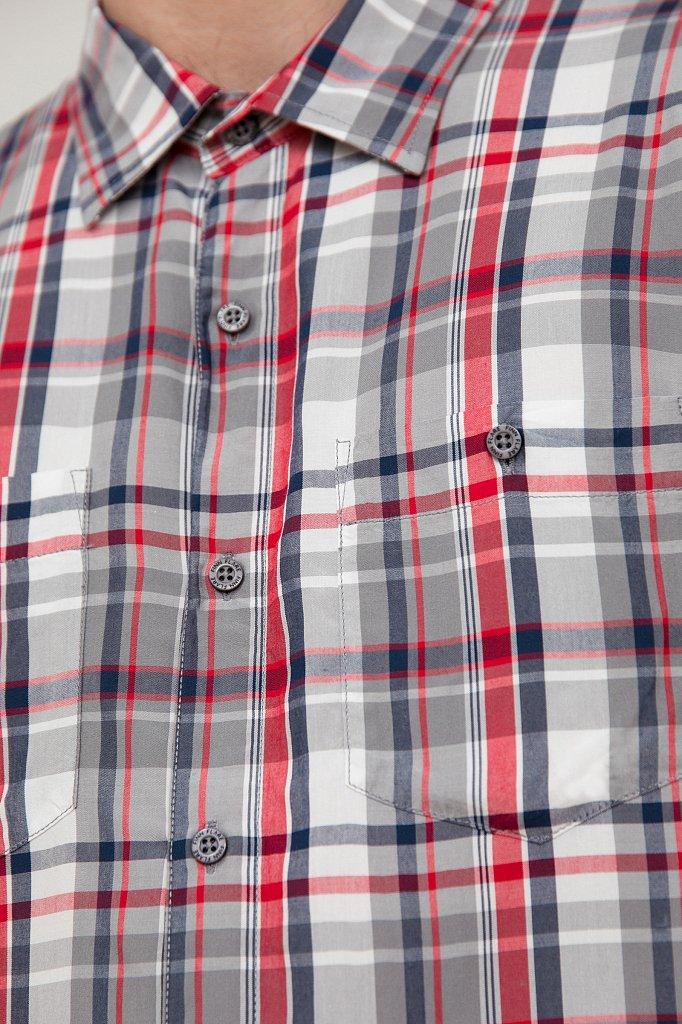 Рубашка мужская, Модель S20-22017, Фото №5