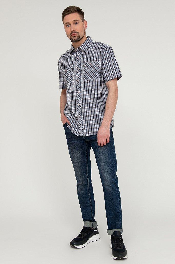 Рубашка мужская, Модель S20-22018, Фото №2
