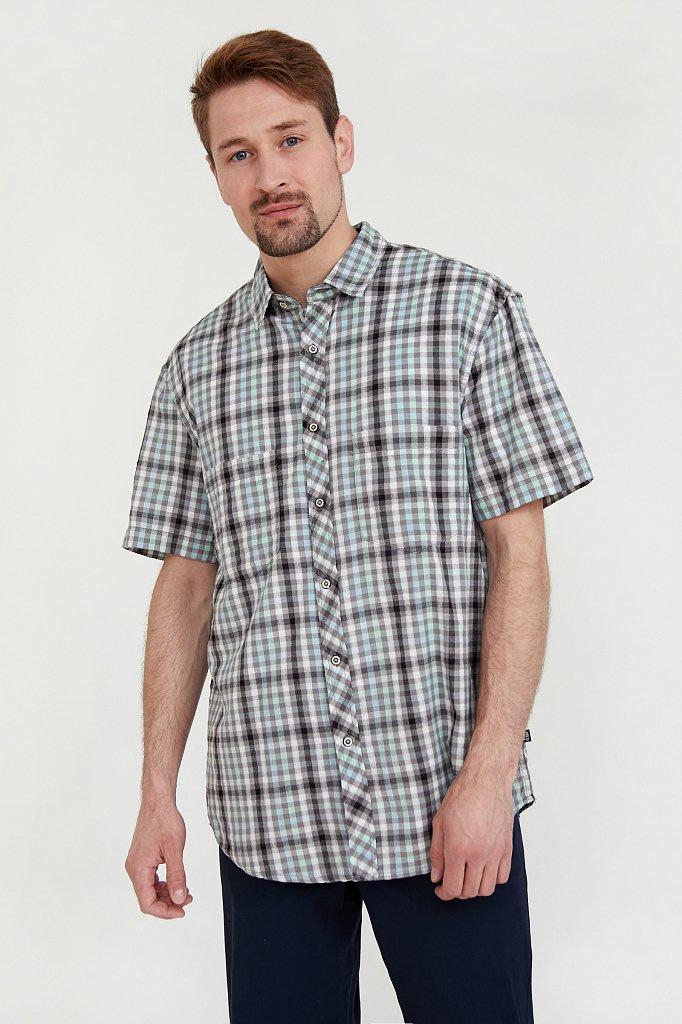 Рубашка мужская, Модель S20-22024, Фото №1