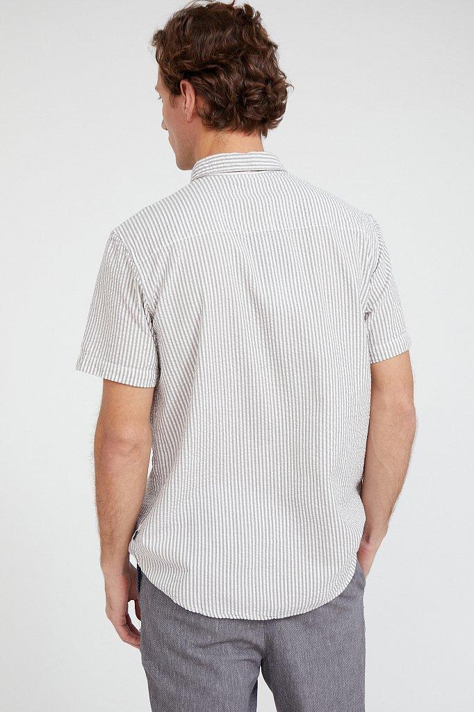 Рубашка мужская, Модель S20-42010, Фото №4