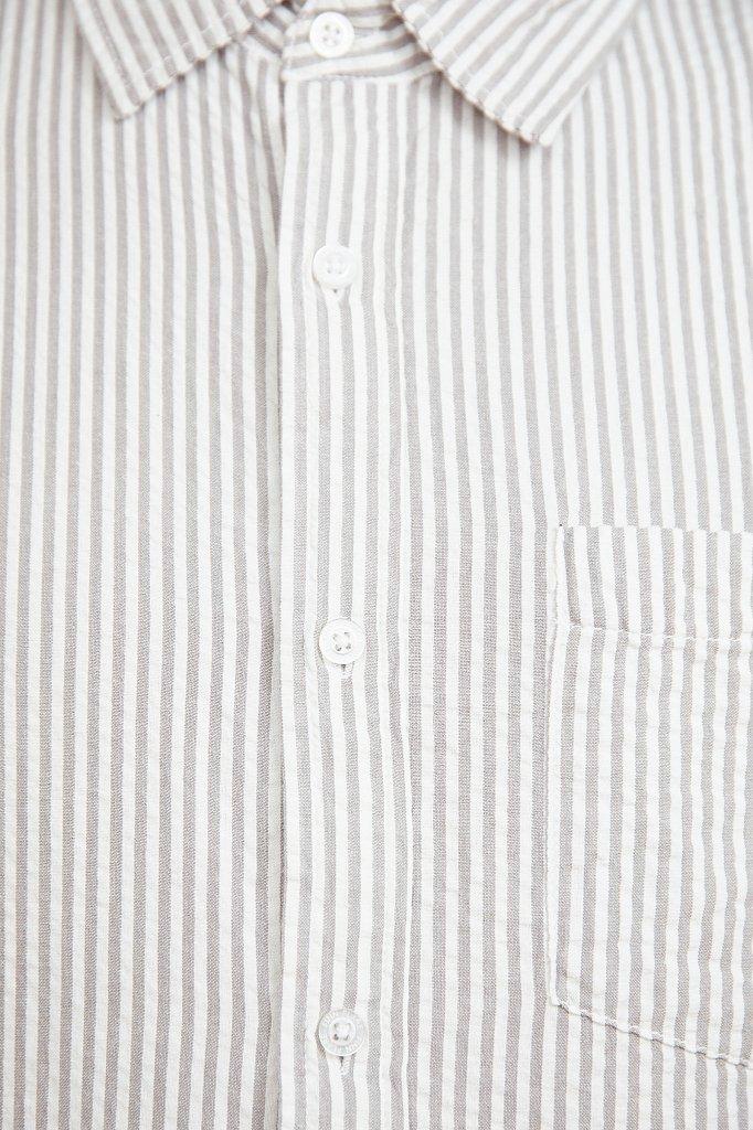 Рубашка мужская, Модель S20-42010, Фото №5