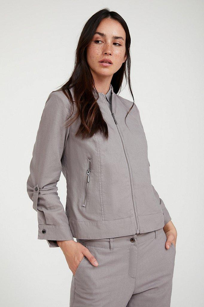 Куртка женская, Модель S20-32039, Фото №1