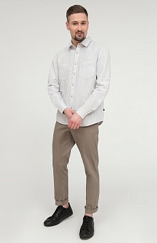 Рубашка мужская, Модель S20-22053, Фото №2