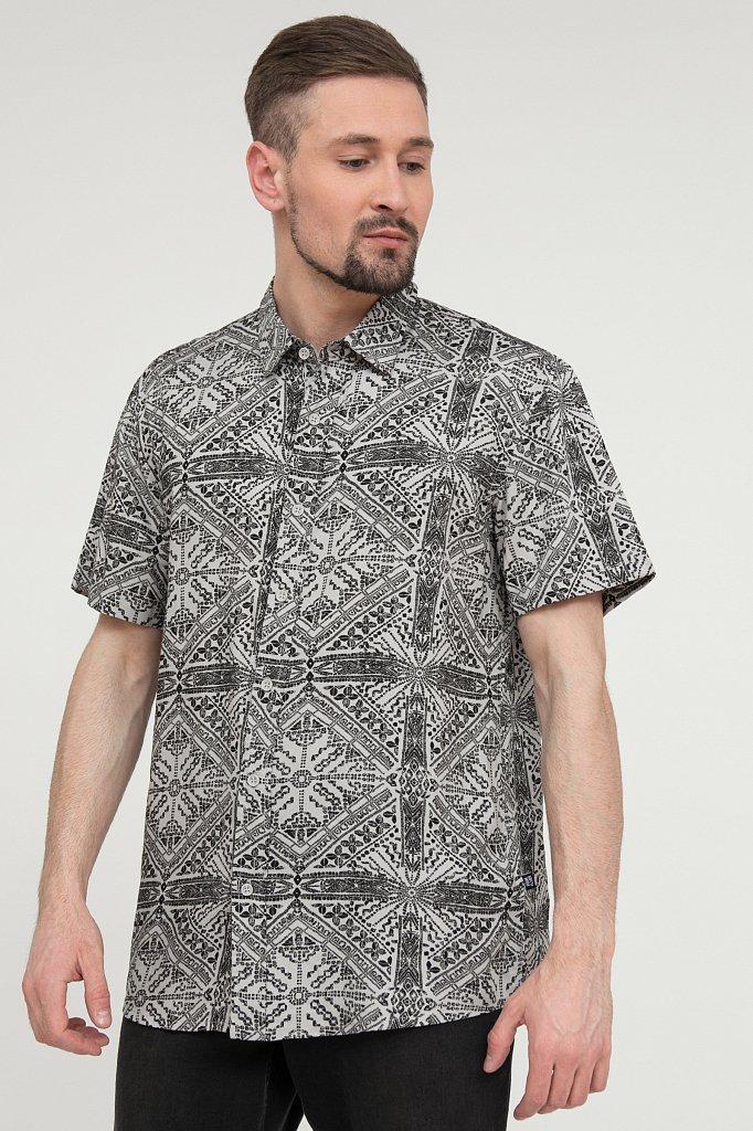 Рубашка мужская, Модель S20-22016, Фото №1