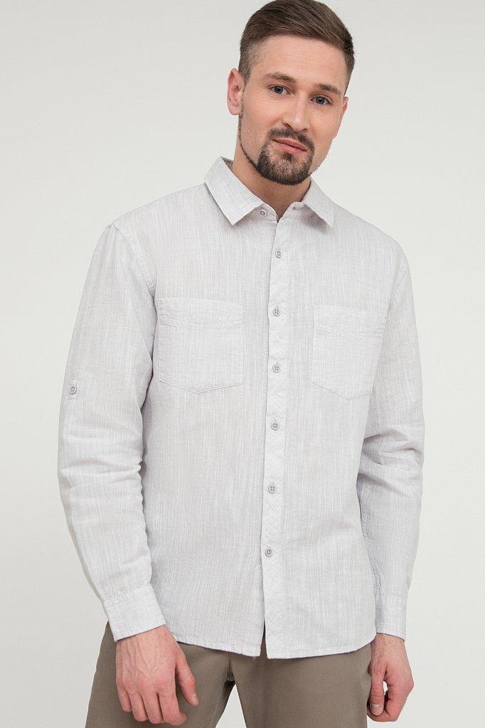 Рубашка мужская, Модель S20-22053, Фото №1