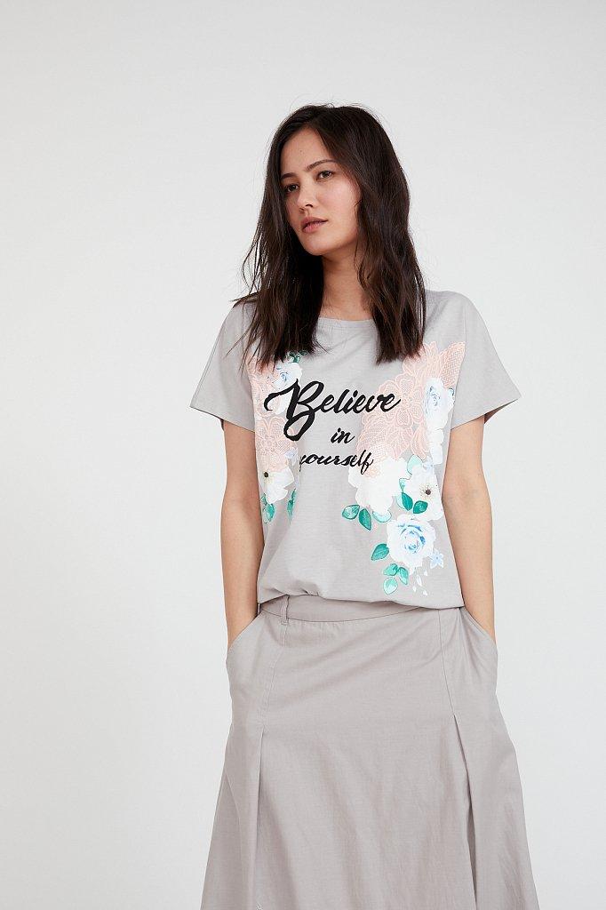 Блузка женская, Модель S20-14076M, Фото №3