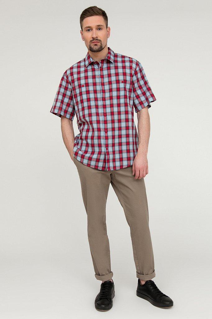 Рубашка мужская, Модель S20-22020, Фото №2