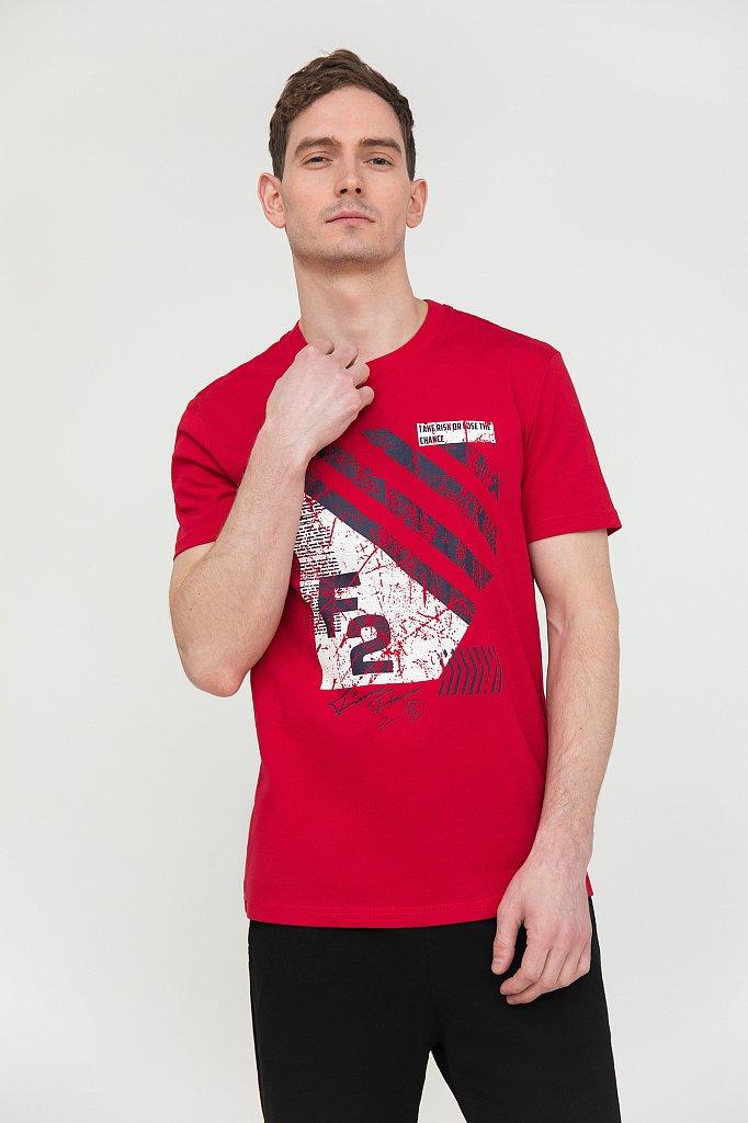Футболка мужская, Модель S20-22039, Фото №1