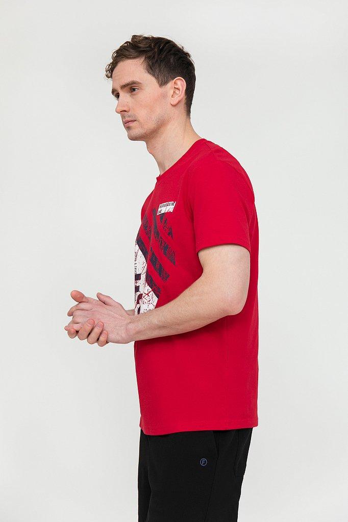 Футболка мужская, Модель S20-22039, Фото №2