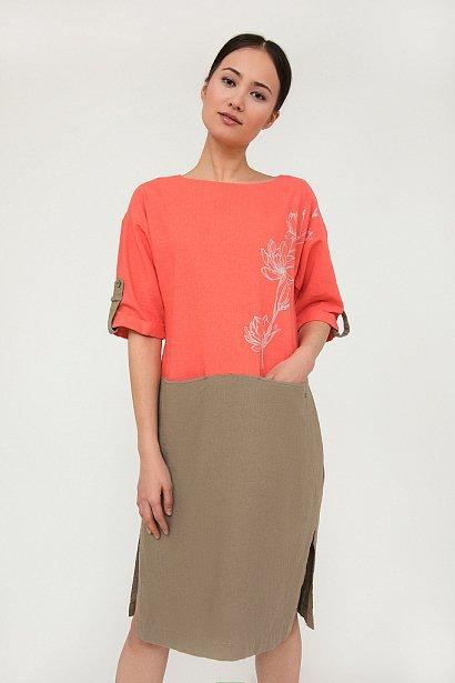 Платье женское, Модель S20-12028, Фото №1