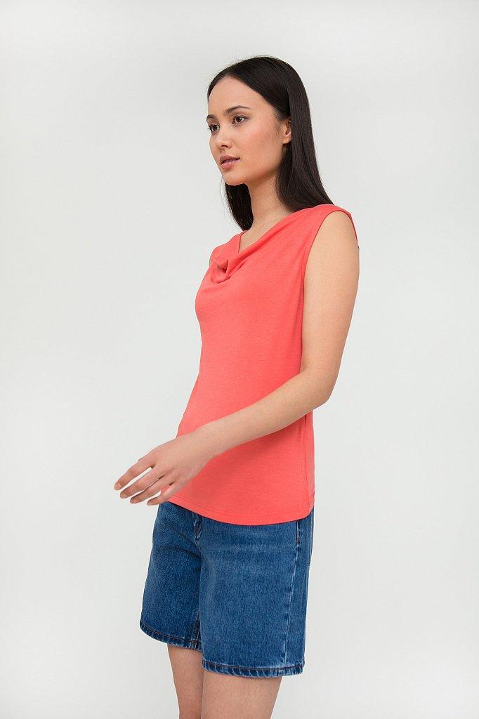 Майка женская, Модель S20-110103, Фото №3