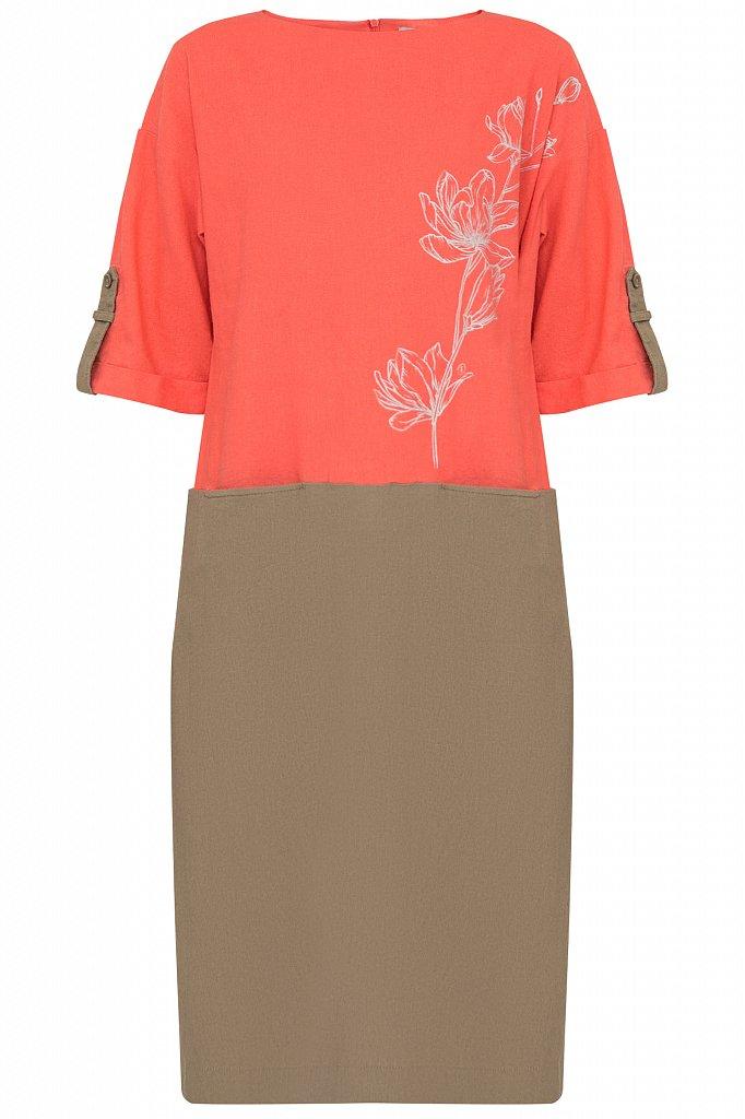 Платье женское, Модель S20-12028, Фото №7