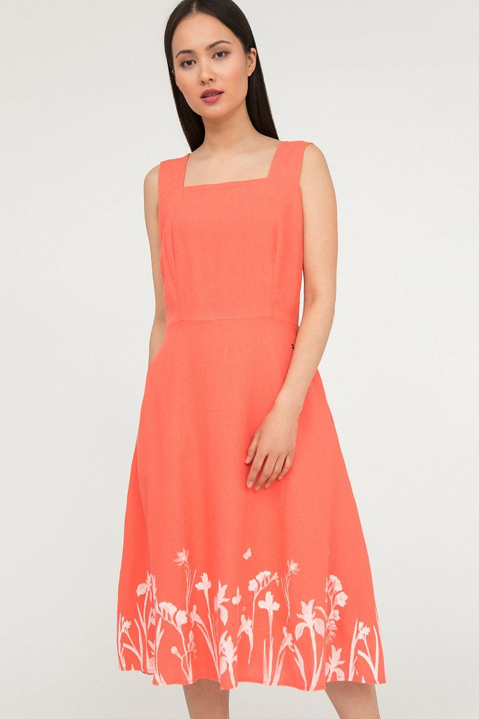 Платье женское, Модель S20-12043, Фото №3