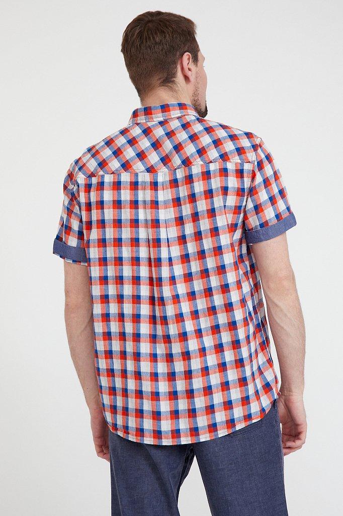 Рубашка мужская, Модель S20-22015, Фото №4