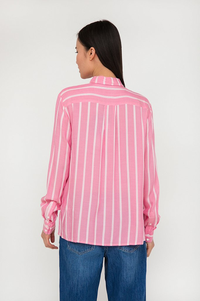 Блузка женская, Модель S20-110126, Фото №4