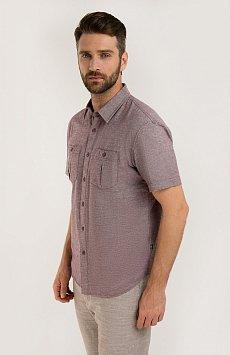 Верхняя сорочка мужская, Модель S20-21009, Фото №2