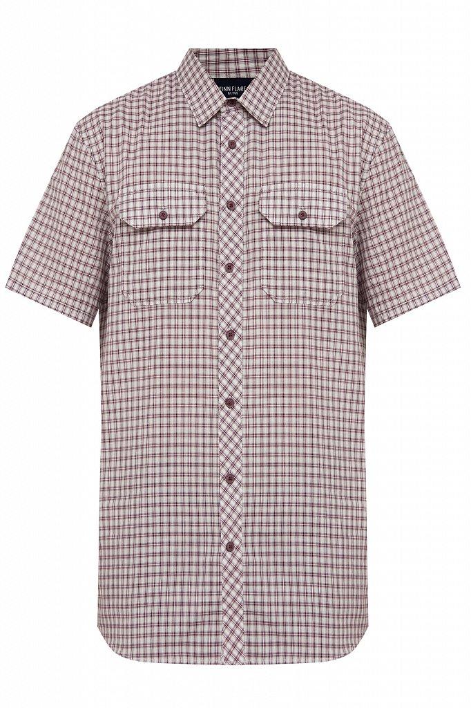 Рубашка мужская, Модель S20-21008, Фото №6
